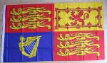 UK Royal Standard Large Flag - 5' x 3'.